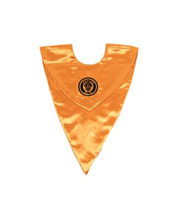 Gold Collar Stole W/ Junior Patch - Classic