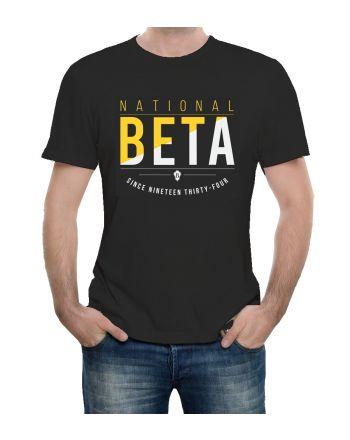 Beta Block Tee
