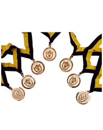Junior Officer Medallions - New